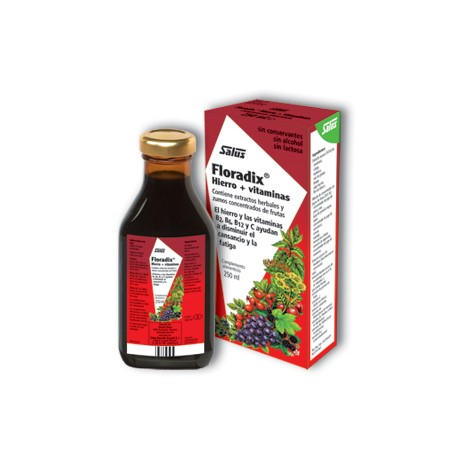 Floradix Jarabe 500ml