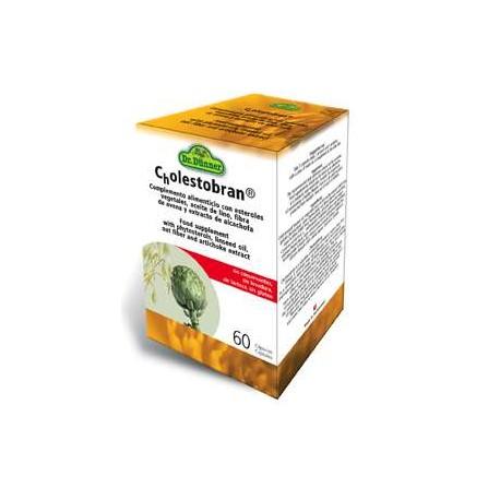 Cholestobran 60 capsúlas  DR.DUNNER